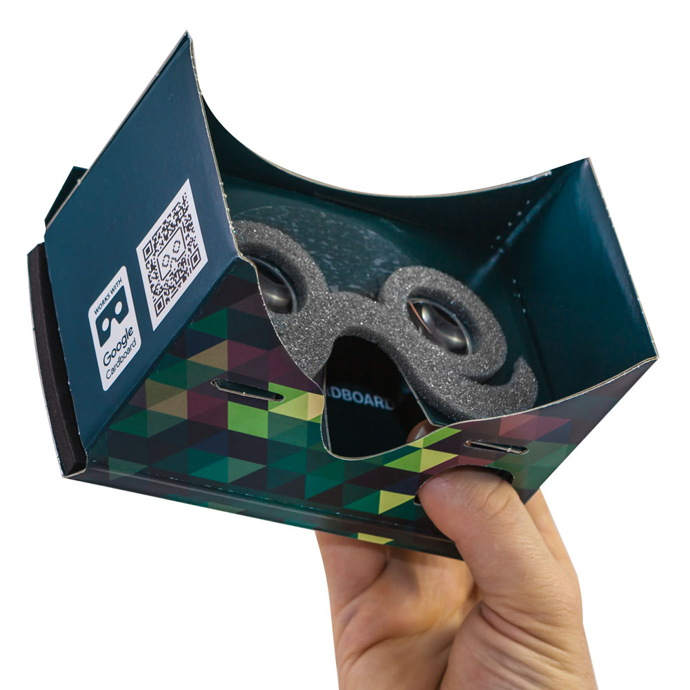 POP! CARDBOARD 3.0 – Inspired by Google Cardboard